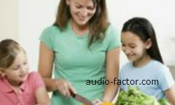 The Best Music for Cooking Healthy Meals for the Family