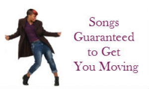 Feeling Lazy? 5 Songs Guaranteed to Get You Moving
