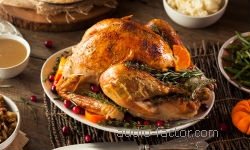Avoid These Cooking Methods for a Healthier Thanksgiving Turkey