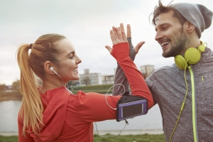 Music, Gadgets and Memories are Top Running Motivation Tools
