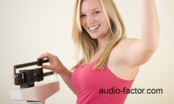 How to Lose Weight Listening to Music
